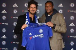 Pato Resmi Bergabung Dengan Chelsea