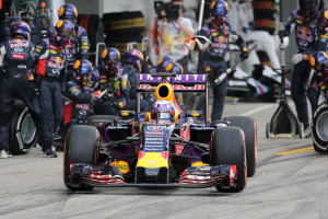 Red Bull Turunkan Dua Pembalap untuk Sesi Uji Coba