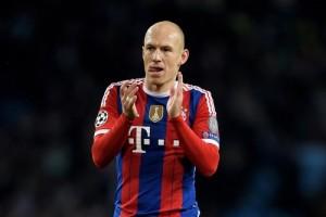 Robben Hormati Pilihan Guardiola Soal Pilih Pemain