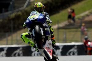 Saya Menjadi Rider Lantaran Valentino Rossi