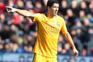 Dengan 20 gol, Suarez Jadi Top Skore Liga Spanyol Pekan Ini