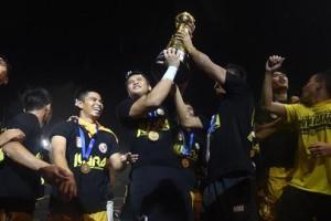 Sang Juara PSJ Mengincar Shahar Ginanjar dan Riki Pambudi