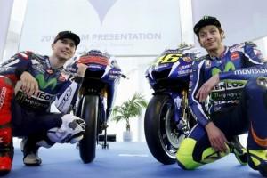 Tunggangan Rossi Dan Lorenzo Belum Siap 100%