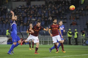 Menang Atas Samdoria Merupakan Kemenangan Penting Buat AS Roma