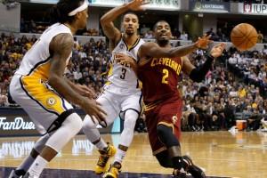 Cleveland Cavaliers Bungkam Pacers Dengan Skor 111-106