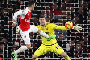 Arsenal Berbagi Poin Dengan Southampton