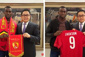 Guangzhou Evergrande Resmi Dapatkan Jackson Martinez