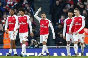 Ini Syarat Arsenal Agar Bisa Raih Treble Winners