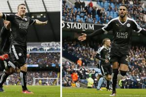 Kalahkan City, Leicester Kokoh Di Puncak