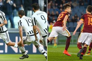 Skuat Juve dan Roma Untuk Fase Knockout Liga Champions