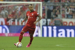 Vidal Dirumorkan Mabuk, Bayern Membantah