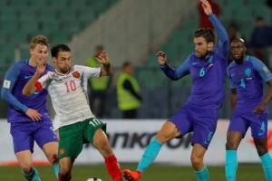Bulgaria vs Belanda