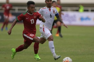 Indonesia vs Myanmar