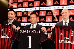Fans Milan berharap Yonghong Li dapat membawa AC Milan berjaya