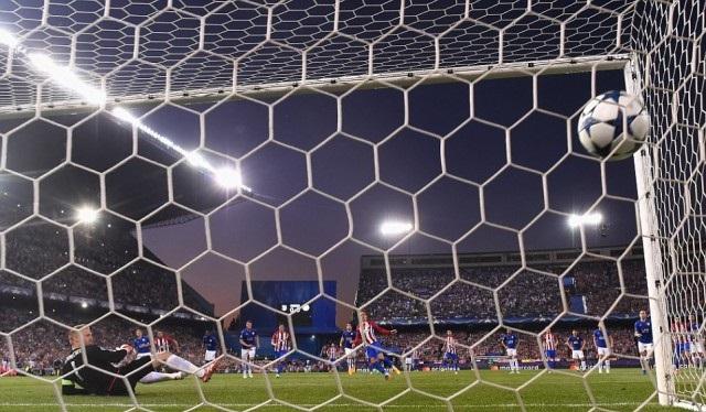 Penalti Antoine Griezmann - Atletico Madrid