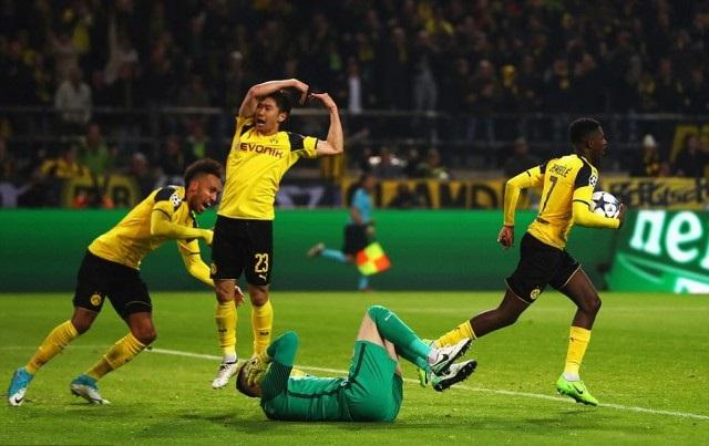 Gol Ousmane Dembele - Borussia Dortmund