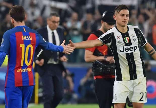 Lionel Messi -  Paulo Dybala