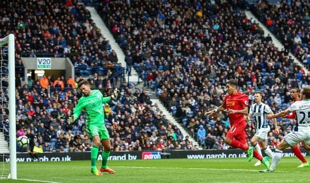 Gol Roberto Firtmino - Liverpool