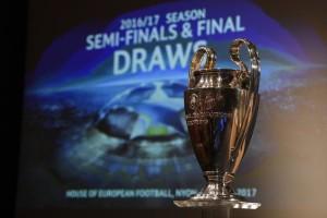 Hasil drawing semifinal Liga Champions