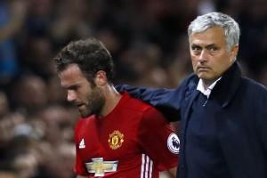 Juan Mata - Jose Mourinho