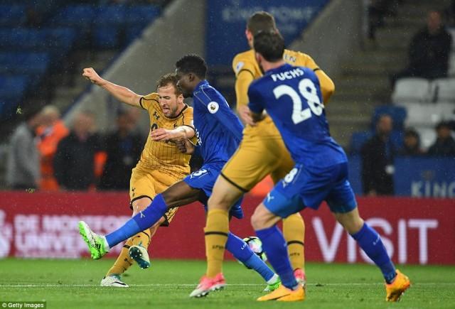 Tottenham Vs Leicester City: Hasil Akhir Pertandingan Leicester City Vs Tottenham