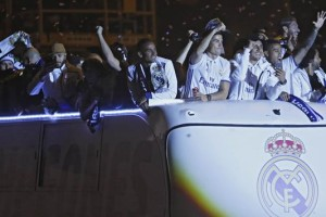 Real Madrid Juara Tanpa Trophy La Liga