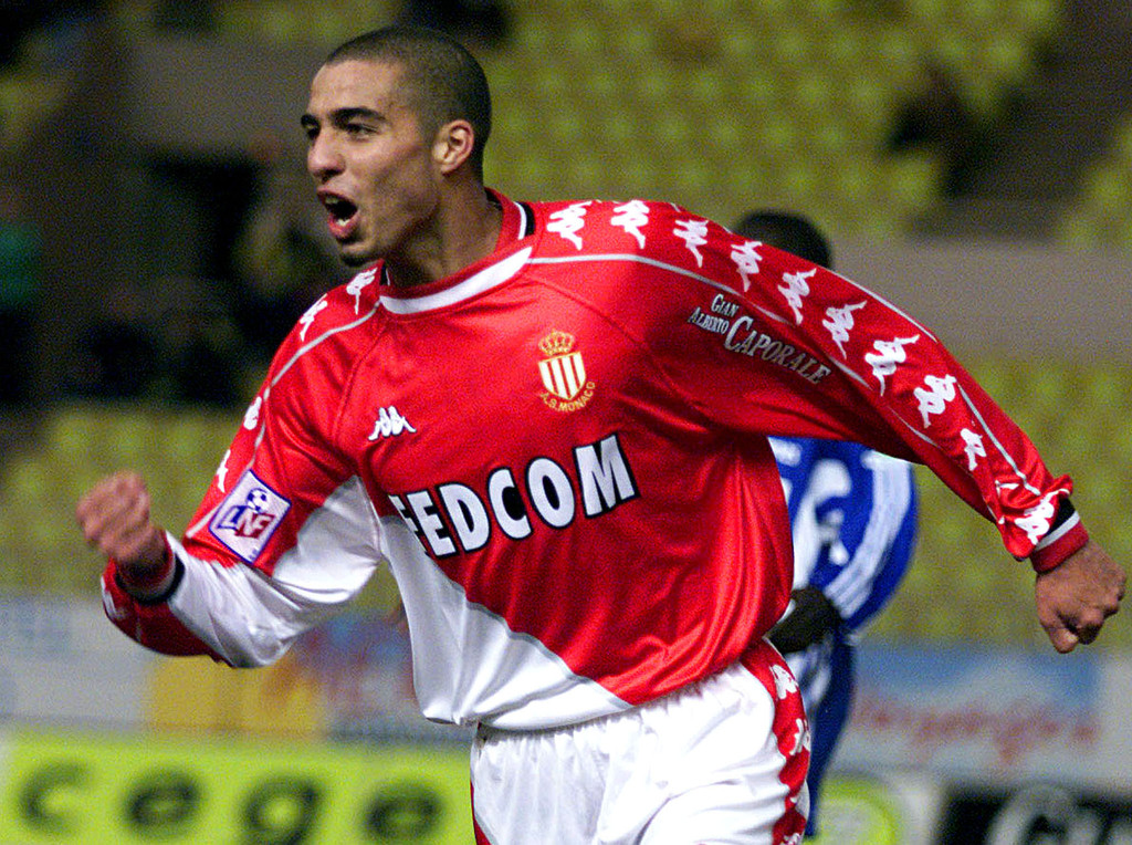 David Trezeguet - AS Monaco
