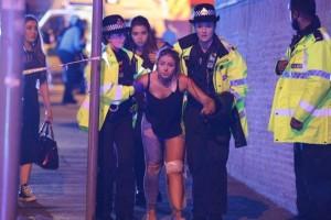 Konser Ariana Grande di Manchester Berakhir Tragis