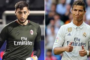 Akankah Donnarumma Tukar Dengan Ronaldo