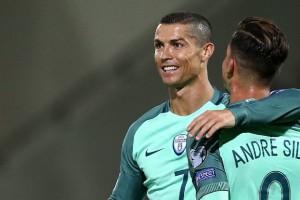 Cristiano Ronaldo - Andre Silva
