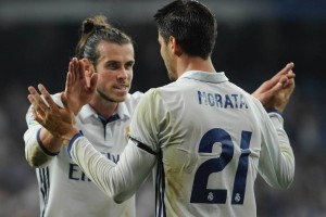 Gareth Bale - Alvaro Morata