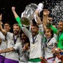Selebrasi Juara Liga Champions Real Madrid